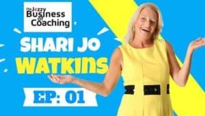 Motivational speaker, Shari Jo Watkins journey as Coach, Speaker & Tech Consultant!